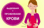 Когда выделения с кровяными вкраплениями вызывают у женщины страх или тревогу