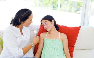 Характер и причины выделений у девочек в раннем возрасте