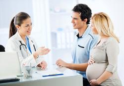 поздние сроки беременности